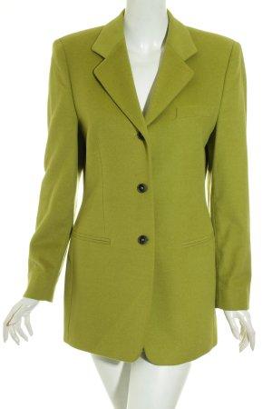 St. emile Woll-Blazer grün Elegant