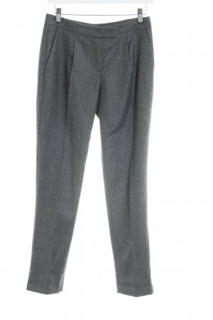 St. emile Woolen Trousers grey business style