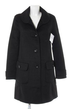 St. emile Wool Coat black classic style