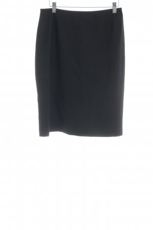 St. emile Wool Skirt anthracite business style