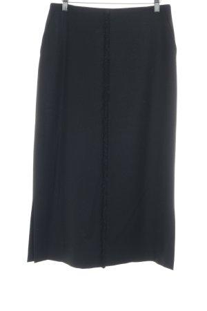 St. emile Wollrock schwarz Elegant