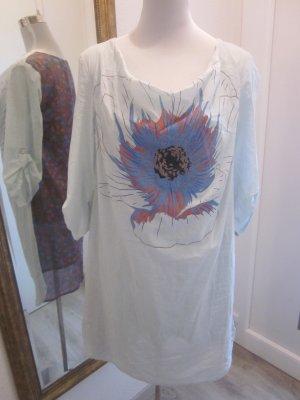 St-Marins Tunika Bluse Kleid Gr 38 mint rost