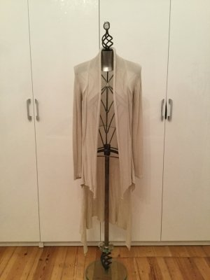 St. Martins Cardigan beige Feinstrick / Cape - one size € 169