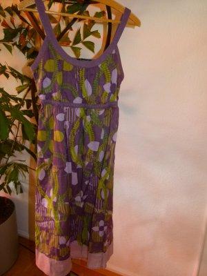 St-Martins Kleid Gr.M /38 violett grün *top*