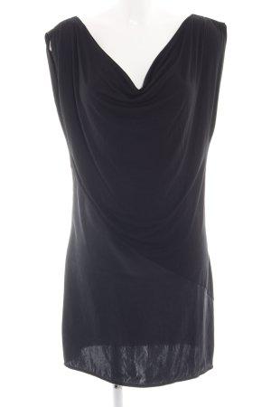 St-martins Kurzarmkleid schwarz Elegant