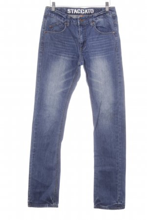 Staccato Straight-Leg Jeans graublau Casual-Look