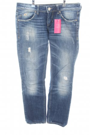 Staff Jeans Slim Jeans blue casual look