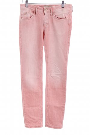Staff Jeans Slim Jeans rosa Casual-Look