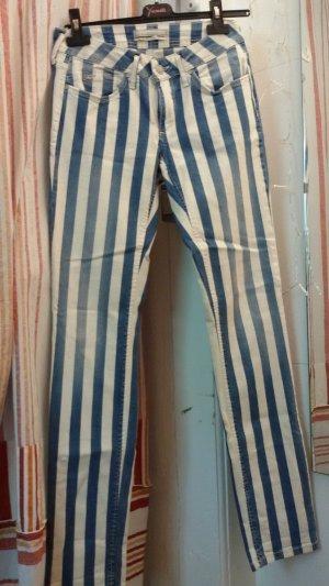 STAFF Streifen Jeans