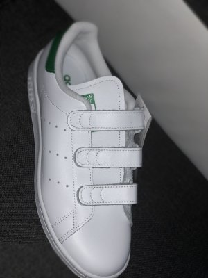 Adidas Zapatillas con velcro blanco