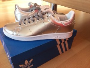 Stan Smith Sneaker silber