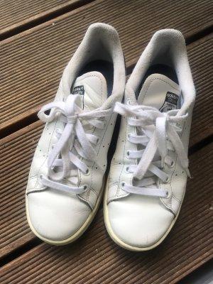 Stan Smith Sneaker weiß/Leo-dunkelblau