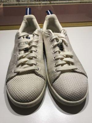 adidas stan smith Sneakers met veters wolwit-blauw