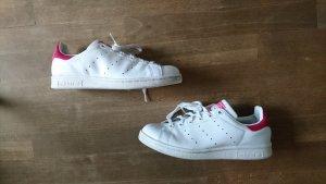 Stan Smith weiß / pink