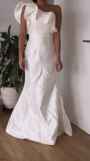 Robe de mariée blanc synthétique