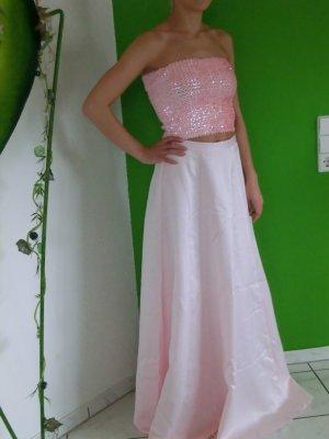 American Vintage Vestido de cóctel rosa-rosa claro