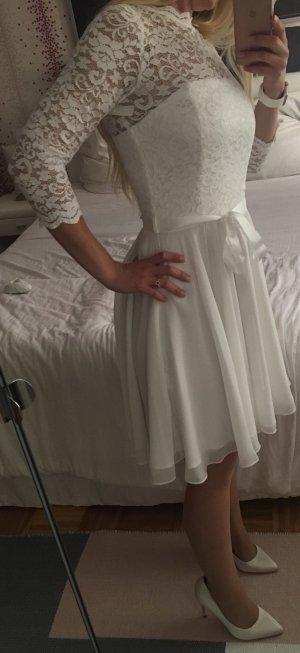 Swing Vestido de novia blanco