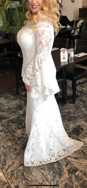 Standesamtkleid/ Brautkleid