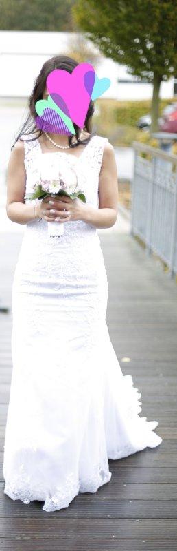 Standesamtkleid Brautkleid Hochzeitskleid