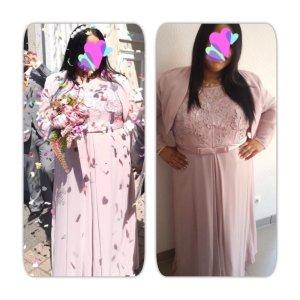 Standesamtkleid / Hochzeitskleid / Ballkleid / Abendkleid