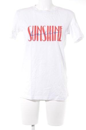 "Camiseta ""Womom"" blanco"