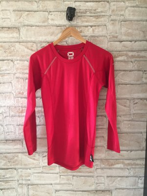 Stanno Funktionswäsche Thermoshirt Rot