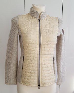 Stapf Giacca di lana beige chiaro Lana merino