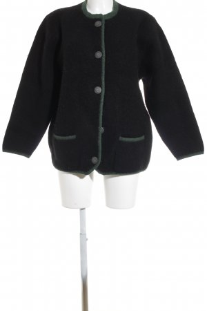 Stapf Traditional Jacket black-forest green classic style