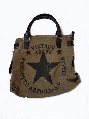 Carry Bag grey brown