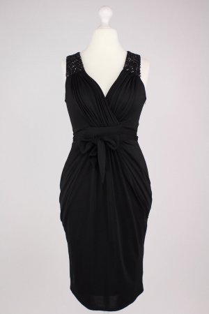 Star by julienmacdonald Kleid schwarz Größe 40