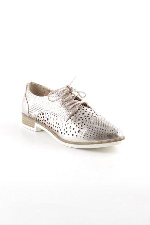 Star Collection Budapest schoenen zilver extravagante stijl