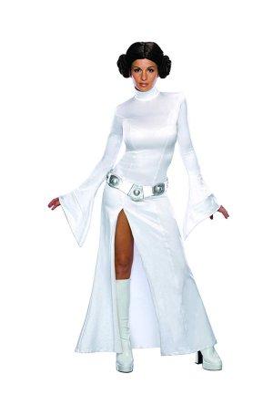 Star Wars Prinzessin Lea Kostüm - Kleid