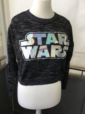 Star Wars Pullover mit Glitzer