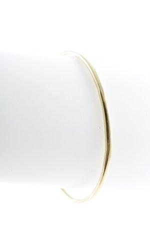 Stara London Armreif goldfarben-graubraun Elegant