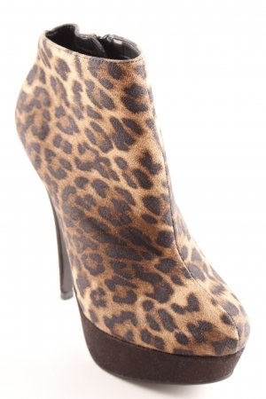 Starlet Hochfront-Pumps mehrfarbig Party-Look