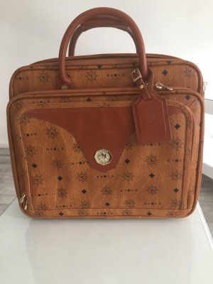 Stars by MC Business bag in Braunen Leder