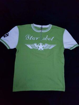 StarShot Strickshirt mit toller Stickerei