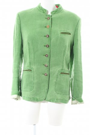 Stassny Traditional Jacket green casual look