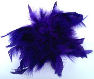 Brooch lilac