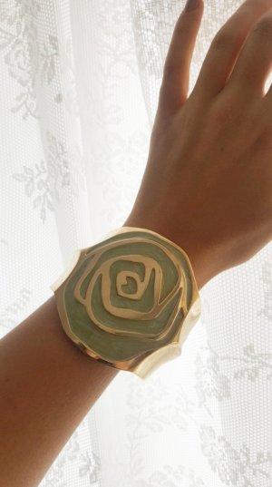 Gold Bracelet gold-colored-mint