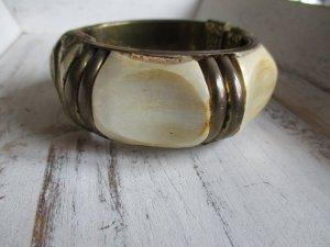 Bangle gold-colored-cream