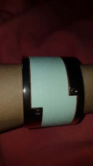 Bangle white-rose-gold-coloured