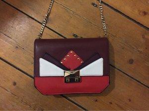 Statement Bag, Zara Tasche mit Kette, crossbody