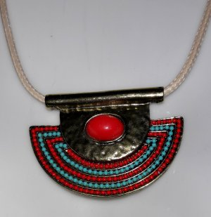 Statement Collier Boho Festival Hippie Ethno