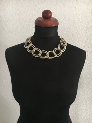 Statement Collier Kette Metall