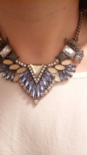 Accessorize Statement Necklace multicolored stainless steel