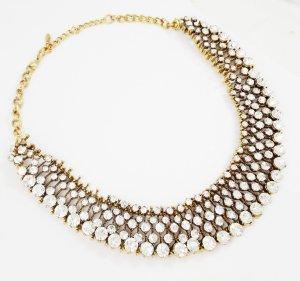 Zara Colliers ras du cou doré-argenté