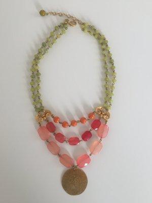 David Aubrey Collar estilo collier multicolor