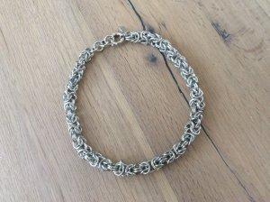 Folli Follie Necklace silver-colored-light grey