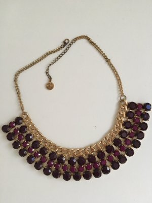 Hallhuber Statement Necklace multicolored
